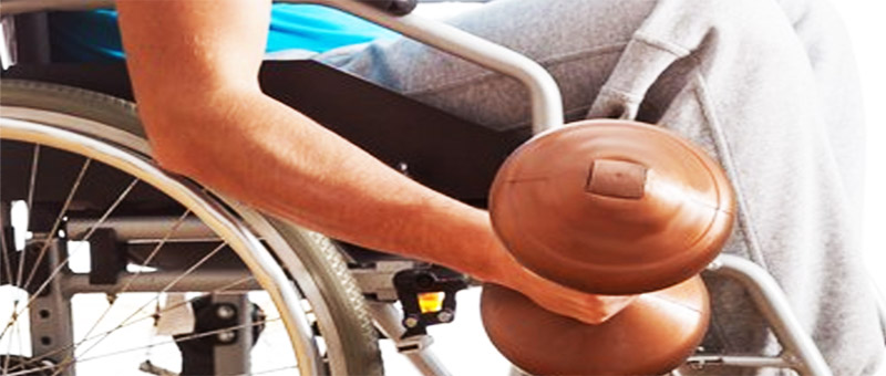 Fitness for People with Disabled