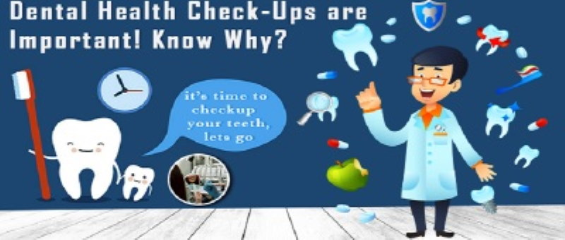 The Importance Of Regular Check Ups With Your Dentist